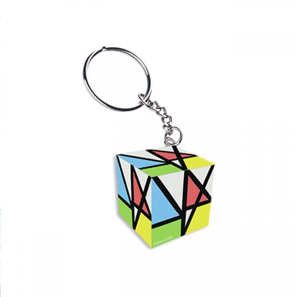 Music Complete Keyring